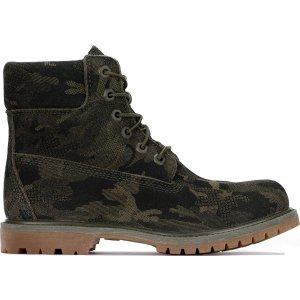 Timberland迷彩靴
