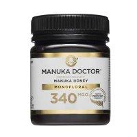 Manuka Doctor 340 MGO 蜂蜜250g
