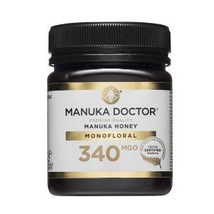 Manuka Doctor340 MGO 蜂蜜250g