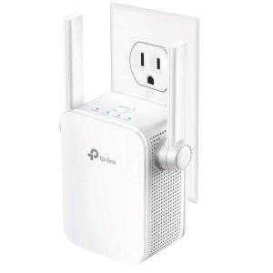 史低价 $34.99(原价$49.99)限今天:TP-Link AC1200 WiFi范围扩展器 覆盖高达1500平方英尺