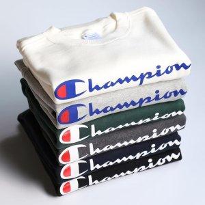 3折起 各色打底£27起Champion 初秋爆款卫衣、帽衫热促 单穿、叠穿都好看