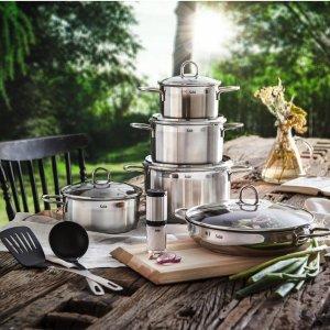 Silit 喜力特 不锈钢锅具厨具8件套 3折特价