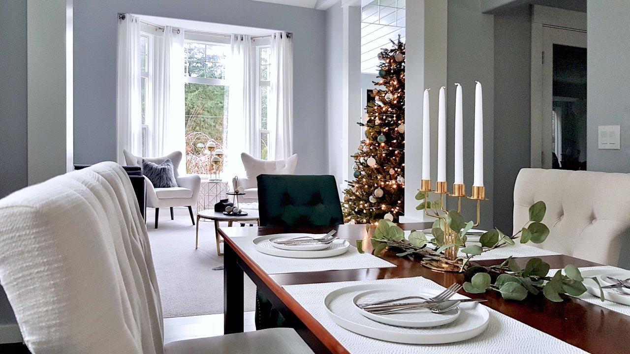 画龙点睛   只要布置的精准到位,少量装饰就能让家美观大气