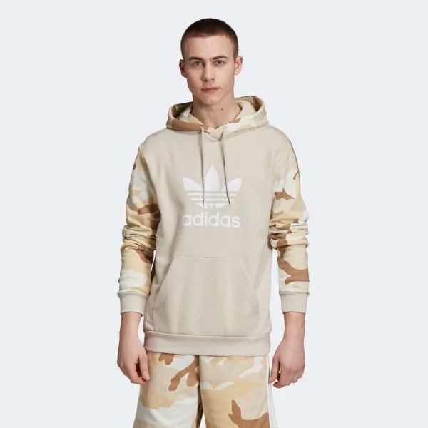 Camouflage 卫衣多色选