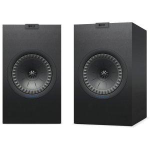 KEFKEF Q350 (Black) Bookshelf speakers at Crutchfield