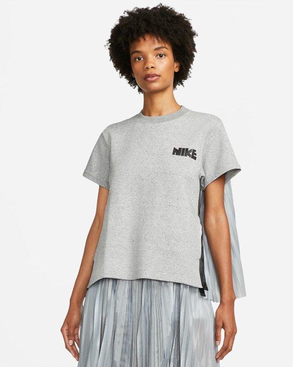 x sacai 女款T恤