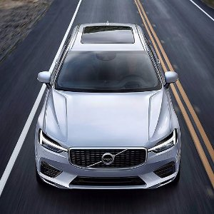 以人为本,全能领航者全新 Volvo XC60 跨界运动SUV