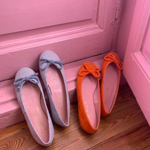 Pretty BallerinasRossario 芭蕾鞋
