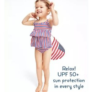 $12 and Up Kids Swimwear Doorbuster Sale @ OshKosh BGosh