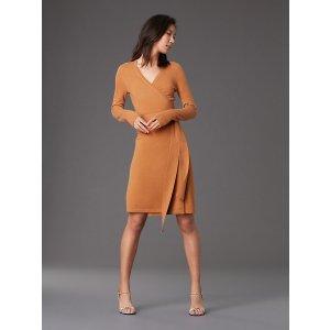 Diane von FurstenbergNew Linda Cashmere Wrap Dress
