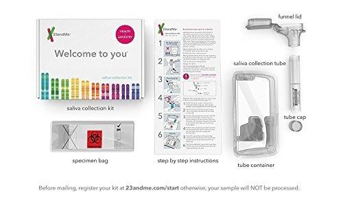 祖源分析DNA检测服务+个人健康报告+75份详细线上基因报告