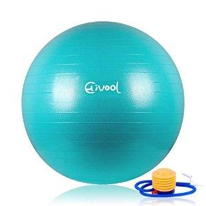 Hivool 健身球 蓝色