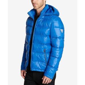男士保暖大衣