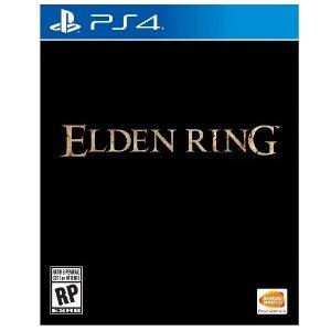 $59.99新品预告:《艾登之环 Elden Ring》PS4 / Xbox 实体版