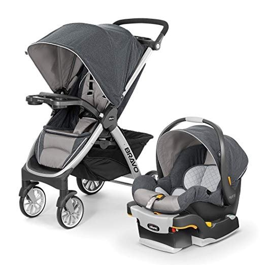 婴儿车+安全座椅套组