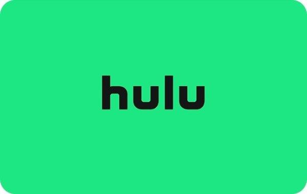 Hulu电子礼卡