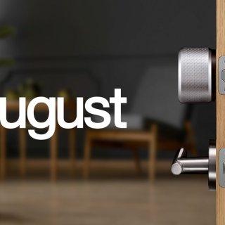 还在用钥匙开锁?智能锁到底香不香?August Home 全面测评!