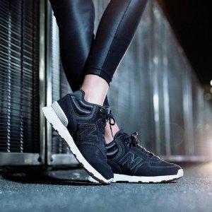 低至5折 €8收Tote包New Balance 官网大促 运动鞋服海量上新