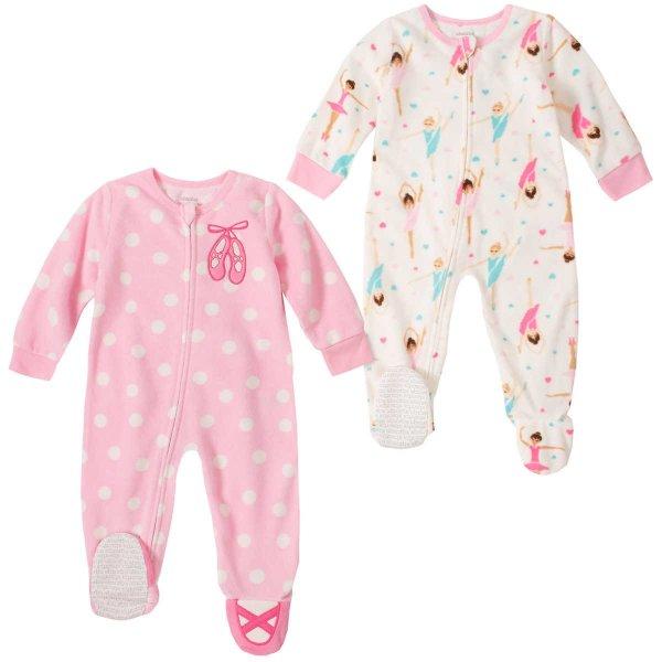 婴幼儿连体衣2件套