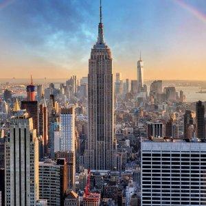 $48起纽约 帝国大厦门票+自由女神游轮巡游