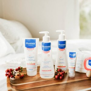 From $7.2Select Mustela Baby Items Rollback @ Walmart