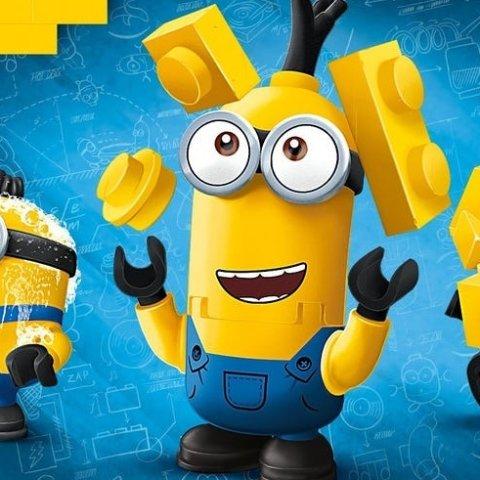 £17.99起收 4.27发货 部分可预购可以买了:LEGO官网 Minions 新品小黄人系列 萌炸你心
