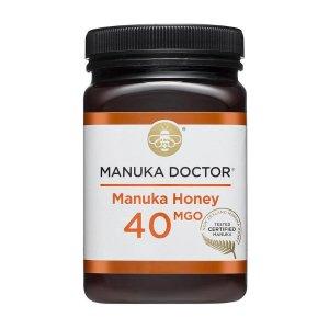 3折买500g装+2折换购250g装Manuka 40MGO 蜂蜜超值优惠来袭 750克只要24欧元