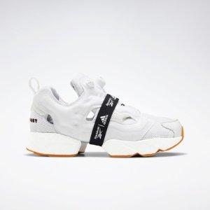 把自家最厉害的技术结合起来新品预告:Reebok X adidas推出全新Instapump Fury Boost ™