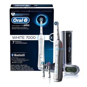 低至4.1折,封面Oral-B 7000套系$79收