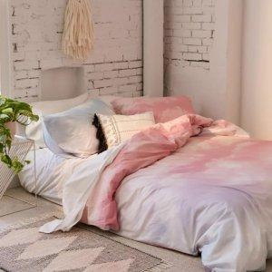 5折起 €35收封面同款Urban Outfitters 床品套装 罕见全场打折 桃子、冰淇淋元素超多