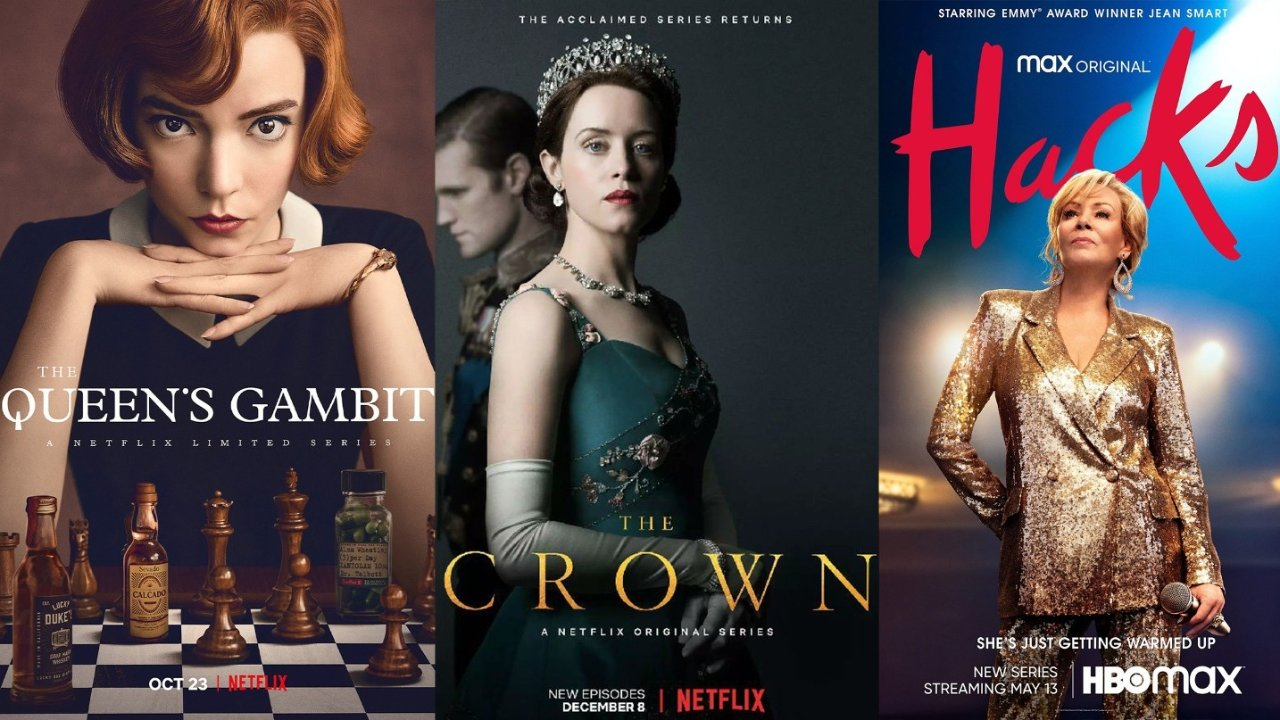 第73届艾美奖EMMY Awards获奖名单出炉!Netflix热播剧《王冠》横扫剧情类7个大奖