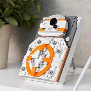 仅$26.99+满额送礼新品上市:Lego 官网 BRICK SKETCHES 大头画框系列