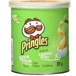 Pringles酸酱洋葱味 39g