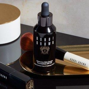 低至8折Bobbi Brown 美妆护肤热卖 收Luxe Shine唇膏、75号精油