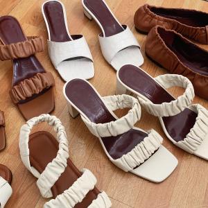 低至3折+额外7折仅1天:Shopbop 鞋履专区 马丁靴$110、Byfar凉鞋100+