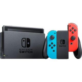 $259.99 (原价$299.99)Nintendo Switch 红蓝手柄版