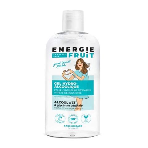 仅售3.99Energie Fruit 73°酒精消毒免洗洗手液 300ml