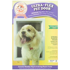 $19.54(原价$93.75)Ideal Pet Products 宠物小门 中号 毛孩子进出更自如