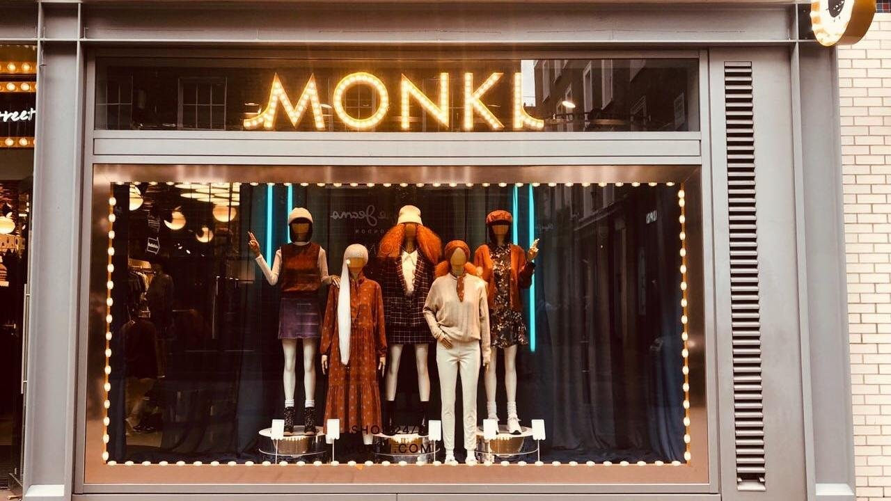 Monki——瑞典潮流高街品牌 去穿去爱做最真实的自己