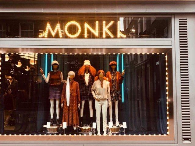Monki——瑞典潮流高街品牌 去...