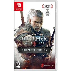 WB GamesThe Witcher III: Wild Hunt Nintendo Switch