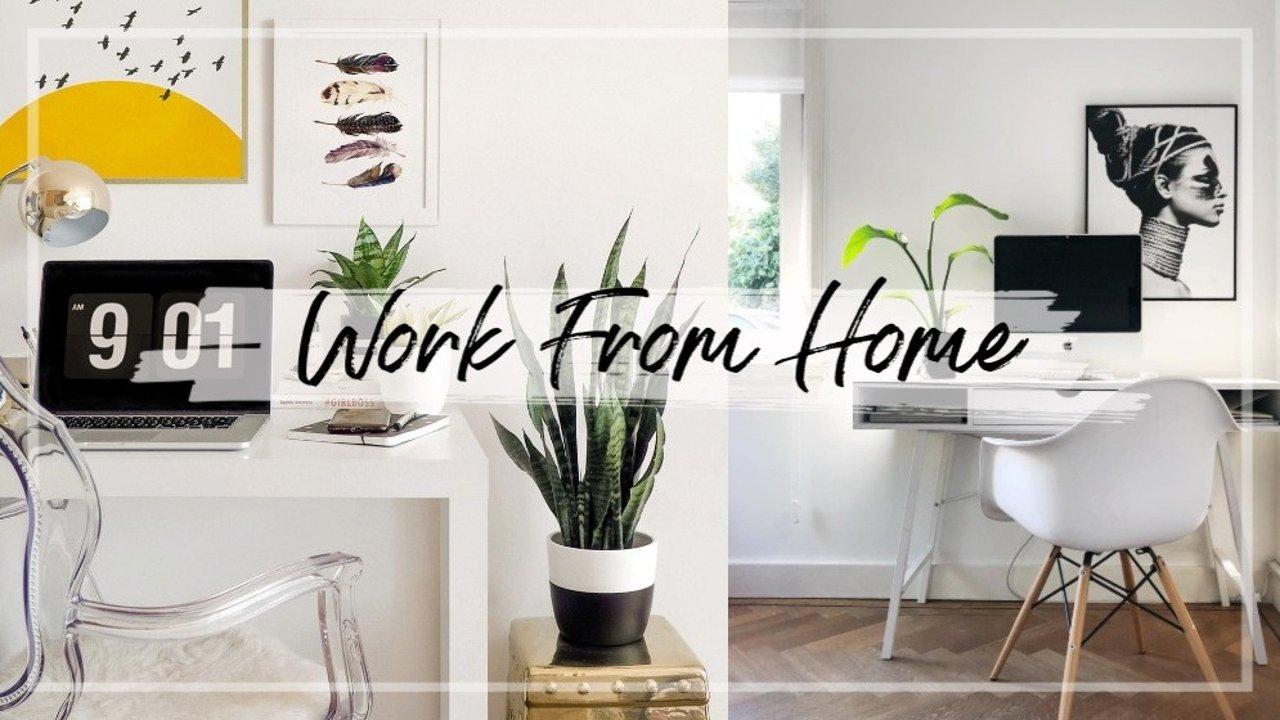 WFH居家办公好物推荐,在家工作提升效率,幸福感UP!书房布置也可参考!