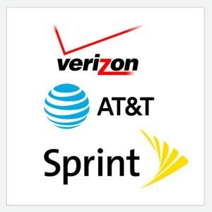 免收滞纳金,无限数据流量T-Mobile, AT&T, Verizon, Sprint,近期提供特殊优惠政策