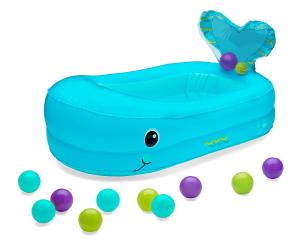 $18.97Infantino  充气鲸鱼浴盆