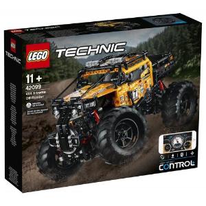 LEGO 机械组Technic遥控越野车 42099