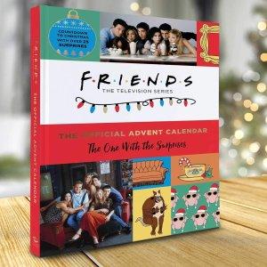 €26.79 11月3日正式发售Friends 老友记圣诞日历预售中 暖暖冬日一起回忆经典