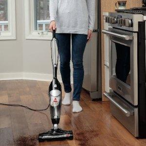 BISSELL 3-in-1 Turbo Lightweight Stick Vacuum, 2610 (Black)