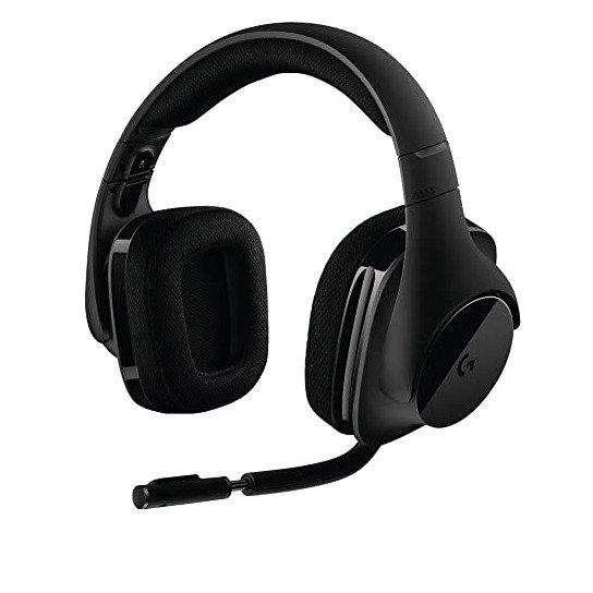 G533 无线全尺寸7.1声道电竞耳机