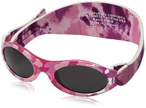 BaBy BanZ Sunglasses Infant Sun Protection – Ages 0-2 Years