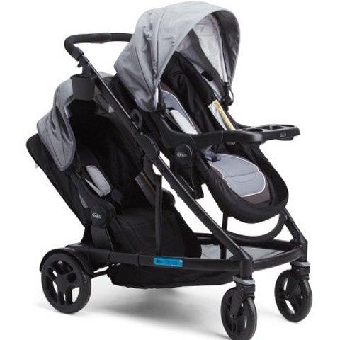 $199.99T.J.Maxx Baby Uno 2 Duo Stroller